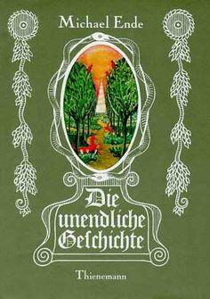 """Michael Ende - """"Die unendliche Geschichte"""""""