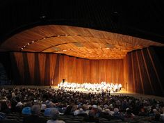The Cleveland Orchestra at Blossom Music Center by clevelandorchestra, via Flickr