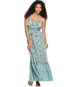 anyone for bohemian dress?
