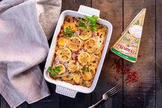 Brie-perunat ja kuhaa – Hellapoliisi Crockpot Recipes, Chicken Recipes, Healthy Recipes, Brie, Dinner Recipes, Dessert Recipes, Pioneer Woman Recipes, Lasagna, Quiche