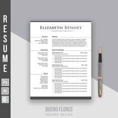 Resume Template Katsinn Everdeen  Cover Letter By