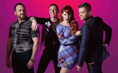 Scissor Sisters reveal how neurosis fuelled their new album, Magic Hour - and why they're amazed to be representing America at the Olympics.