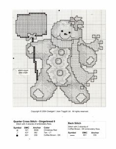 Gallery.ru / Photo # 34 - Gingerbread motives - mornela