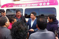 El presidente municipal de Pátzcuaro se reunió con transportistas inconformes aclaró que es atribución legal del Gobierno de Michoacán resolver la problemática que se genera al interior de este sector ...