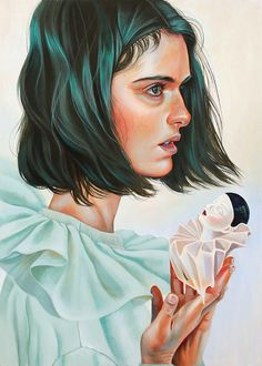 "SUPERSONIC ART: Martine Johanna's ""Something's Wrong"" at Massey..."