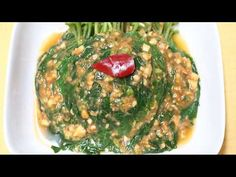 깻잎 된장 장아찌 바로먹는/깻잎 양념 비법 전격공개!/부드럽고 입맛 당기는 깻잎!/밥상매일(Every table) 요리스타일(food style) - YouTube Food Festival, Korean Food, Fritters, Seaweed Salad, Food Plating, Palak Paneer, Pickles, Side Dishes, Food And Drink