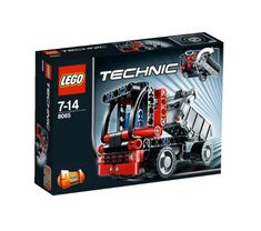 Lego-Technic-8065-Mini-Kipplaster-0-8