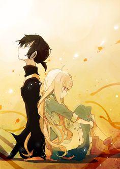 Kuroha y Marry Vocaloid, Anime Galaxy, Kagerou Project, Kawaii, Manga Games, Cosplay, Anime Love, Anime Couples, Anime Manga