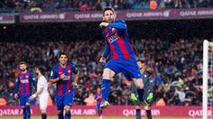 Més Que un Club: Messi Dua Gol, Barcelona Libas Sevilla 3-0