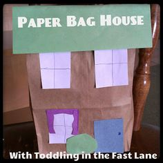 Toddling in the Fast Lane: Rooms in the House - Spanish with Preschoolers - lots of activity ideas