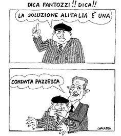 Giannelli - Corriere della sera 6 settembre 2008