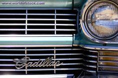 Classic Cadillac car grill