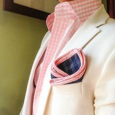 I have the sport coat, just need to get the shirt. I'll skip the handkerchief though.