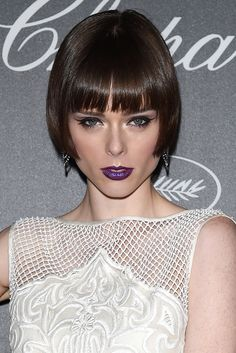 9 Nostalgic 'Dos That Are Rad Again #refinery29  http://www.refinery29.com/nostalgic-hairstyles#slide4  Sure, one can argue that the bob has been around forever. But, Coco's blunt, structured iteration of the style is a total doppelgänger of the flapper styles of the '20s.