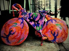 Weird Bicycles
