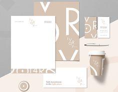 "Check out new work on my @Behance portfolio: ""Branding Ivory 214"" http://be.net/gallery/51917057/Branding-Ivory-214"