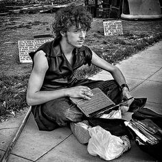 """Pockets Webb, """"Then I Realized I Am Somebody"""", Occupy DC, McPherson Square, Washington, DC by Gerald L. Campbell, via Flickr"""