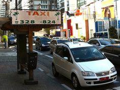 taxi Apps Sao Paulo