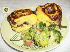 Torta di rose salata con radicchio rosso formaggi e speck Blog Profumi Sapori & Fantasia