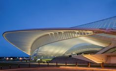 Station Luik, Liège - architect: Santiago Calatrava