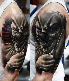 Realism Tattoo by Timur Lysenko