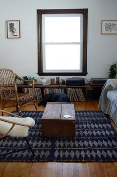 A Place To Call Home For a Chef and Leather Goods Maker in Portland, Maine | Design*Sponge