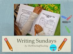 Genius Hour : Writing Sundays - The Write Stuff Teaching Writing A Persuasive Essay, Editing Writing, Writing Lessons, Teaching Writing, Teaching Kids, Elementary Teaching, Writing Journals, Teaching Resources, Guided Reading Questions