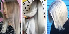 29 times silver hair was the dreamiest trend on Instagram - CosmopolitanUK