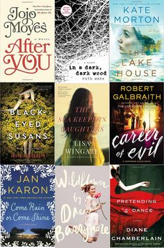 I am looking for a really good book that I can sink my teeth into. I found six titles, below, that interest me but am always on the hunt for a page turner. I am looking forward to reading After Y…