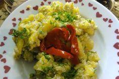 Jak připravit lehký bramborový salát podle šéfkuchaře Pohlreicha | recept