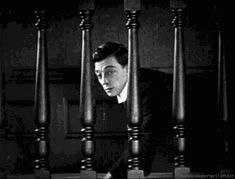 BUSTER KEATON - The Haunted House