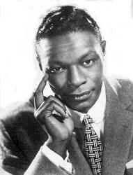 "Nat King Cole (1919 - 1965)Smooth-voiced pop singer, ""Mona Lisa"", ""Unforgettable"""