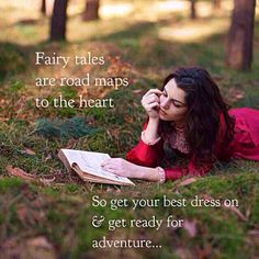 Be swept away to another world...                                                  #books #fairytales