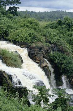 Republique Centrafricaine - Boali - Chutes de Boali - Central African Republic - Wikipedia, the free encyclopedia