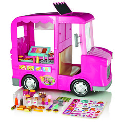 The My Life As Food Truck, a Walmart exclusive, is great for the budding entrepreneur in your home. It is just one of the top toys on Walmart's Chosen By Kids list.