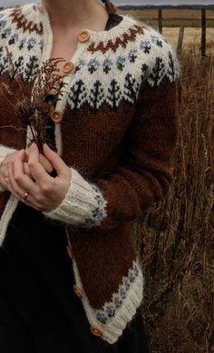 Irresistible Crochet a Doll Ideas. Radiant Crochet a Doll Ideas. Hand Knitted Sweaters, Sweater Knitting Patterns, Fall Sweaters, Hand Knitting, Fair Isle Sweaters, Ladies Sweaters, Fair Isle Knitting Patterns, Beginner Knitting, Knitting Sweaters