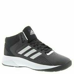 602b0d74d00 Adidas Neo Mesh Tongue Men s Cloudfoam Ilation Mid Wide Basketball Shoe