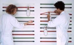 Opbevaring af sko - Droog straps
