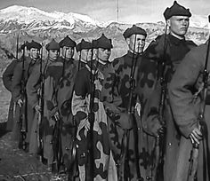 Border guards of the NKVD of the USSR. Pamir