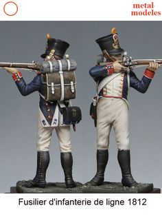 French Army, Miniature Figurines, Napoleonic Wars, Toy Soldiers, Military History, Vignettes, Modeling, Empire, Hobbies