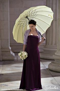#PurpleWeddings