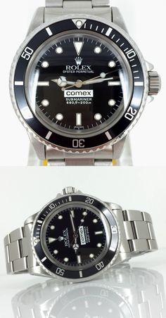 1974 Rolex COMEX Submariner 5514