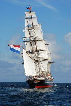 Sailboats and Ships