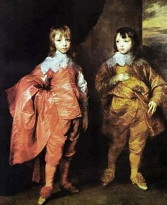 Anthony van Dyck (Flemish artist, 1599-1641).