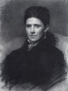 Josephine. Иван Николаевич Крамской