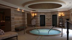 The Spa at The Grand Del Mar Whirlpools