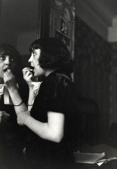 Portrait of Edith Piaf by Jean Gabriel Séruzier, circa 1940
