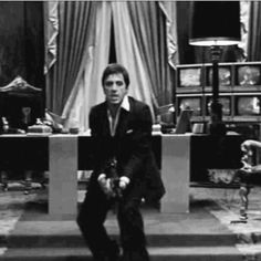 al pacino gif Al Pacino, Old Movies, Great Movies, Awesome Movies, Bruce Lee, Movie Gifs, Movie Tv, Bob Marley, Gangster Movies