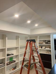 Led Recessed Lighting, Pot Lights, Light Installation, Vanity Lighting, Home Improvement, Construction, House, Building, Home