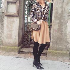 """En la vida todo llegatodo cambiatodo pasa..."" Feliz comienzo de semana amig@s.Yo medio griposacon fiebre y pachuchilla.Esperemos q pase pronto -----B U E N O S  D I A S------ #newlook #ootd #oodsare #blog #blogger #bloggers #bloguerfashion #bloguerstyle #style #streetstyle #stylewearing #itgirl #picoftheday #fashionista #fashionblogger #fashiondiaries #fashiontalents #fashion #instablog #instalook #instadaily #instaphoto #instastyle #outfitoftheday #outfitpost #outfit #lookbook #looktoday…"